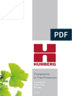 HUMBERG Competence in Tree Protection 2012 english