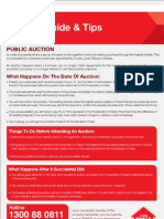 Auction Buyer Guide Tips