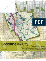 Greening the City Master Plan