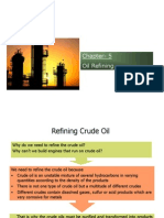 Fundamentals of Oil Refinery