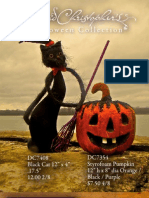 David Christopher's Halloween Catalog