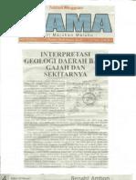 Interpretasi Geologi Daerah Batu Gajah Dan Sekitarnya_tabloid Mama
