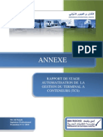 Annexe Automatisation de La Gestion Du Terminal a Conteneurs (Tcs)