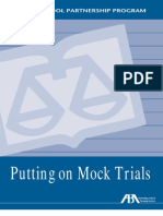 Mock Trial Guide