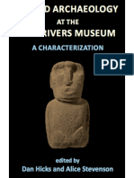 Chapter 1. Characterizing the World Archaeology Collections of the Pitt Rivers Museum