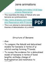 Benzene Animations