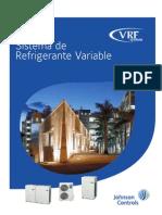 CATALOGO  VOLUMEN VARIABLE   VRF  V5 ESPAÑOL