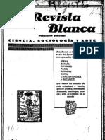 La Revista Blanca (Madrid). 1-1-1931