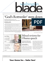 Washingtonblade.com - Volume 44, Issue 7 - February 15, 2013