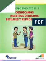 Nuestros Derechos Sexuales y Reproductivos 2012