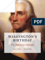 Washington's Birthday