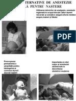 51216249 Tehnici Alternative Pentru Anestezie Locala La Nastere