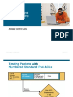 2-Configuring and Troubleshooting ACLs