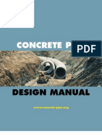 Concrete Pipe Design Manual (ACPA)