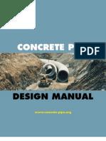 Concrete Pipe Design Manual (ACPA)
