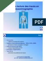 CIDELEC Outils Pour La Polysomnographie V26