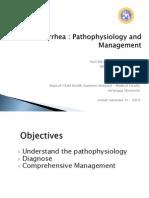 Diarrhea and Management Smt VI 2010 Rev 2011