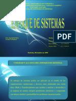 Presentación Enfoque de sistemas
