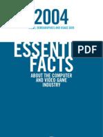 ESA Essential Facts 2004