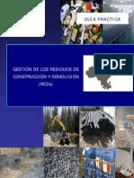Guia Practica de Gestion Residuos Construccion Cantabria