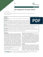 Akut Retina Nekrosis (ARN)