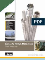 4690 MH2 Metal Hose