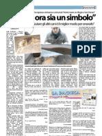 Articolo Senzacolonne 14 febbraio 2013