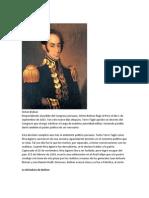 Bolívar en el Perú y bolivia