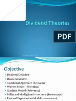 Dividend Theories
