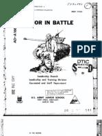 Armor in Battle