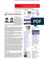 Tax Fraud Money Laundering Inside Time 2008