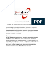 CURSO Kinetic Control