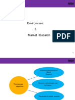 Environment and Market Research-Pract.