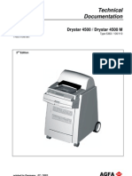 AGFA Drystar 4500 Film Printer Service Manual - Revision 2