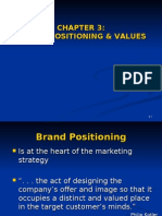 CH3 Brand Positioning