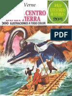 021. Viaje Al Centro de La Tierra ~ Julio Verne