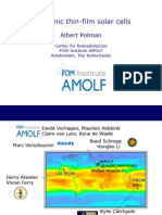 6 Albert Polman FOM-Institute AMOLF Amsterdam