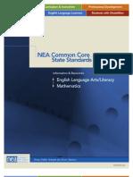 NEA Common Core State Standards Toolkit