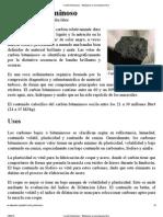 Carbón bituminoso - Wikipedia, la enciclopedia libre