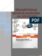 Microsoft Internet Security & Acceleration - ISA SERVER 2006 Juan Antonio