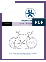 Bicycle Lifecycle Study