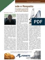 Revista Portugal Inovador_edição Fevereiro 2013_edição 38