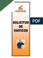 ETIQUETA VIATICO