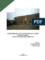 Histoire Eau Kairouan