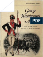 Osprey, Men-At-Arms #018 George Washington's Army (1972) OEF 8.12