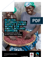 Making International Supply Chains Work for Smallholder Farmers
