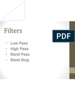 Filters Types