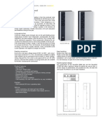 StecaGrid 8000 3ph 10000 3ph Specification 2012
