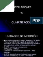 PRESENTACIÓN CLIMATIZACIÓN
