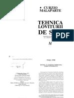 Curzio Malaparte - Tehnica Loviturii de Stat